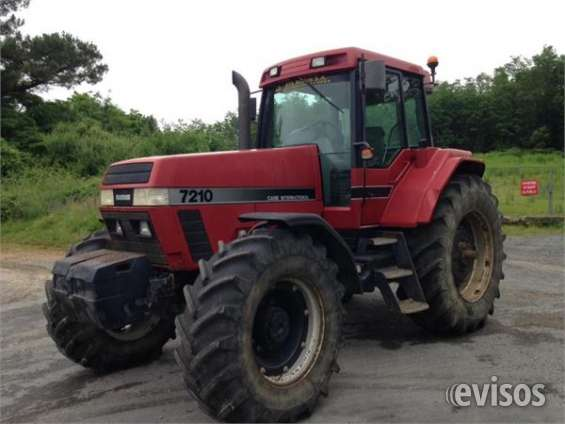 Tractor case ih 7210