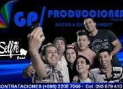 Contratar selfie band contrataciones uruguay, selfie band uruguay
