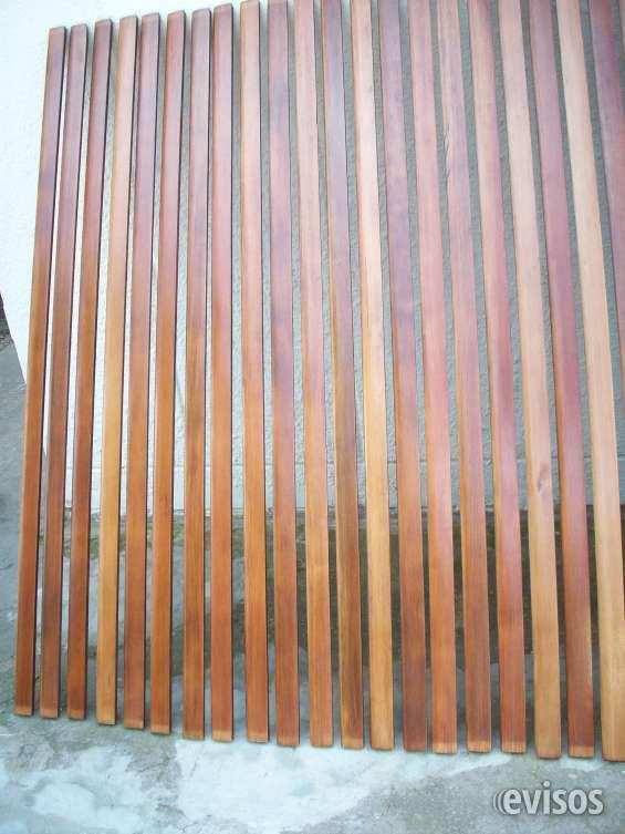 Cortinas de enrollar en madera reciclado restauracion pintura