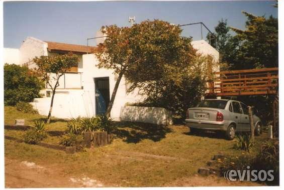 Pinamar, para 4/5 pax,casa, zona iglesia, 3 cuadras del mar, 5 del centro.