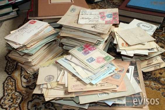 Fotos de Compro sellos de todo el mundo, cartas, colecciones 4