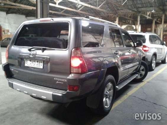 Camioneta toyota 4runner full 2005 imperdible!!!!