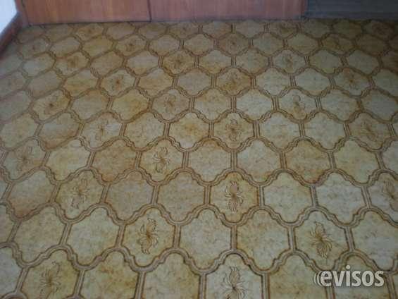 Porcelana del piso del living comedor