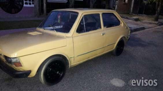 Fiat 147 perfectas condiciones titulo y libreta