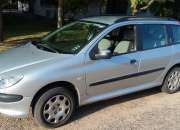 PEUGEOT 206 SW BREAK 2006 1.4 NAFTA