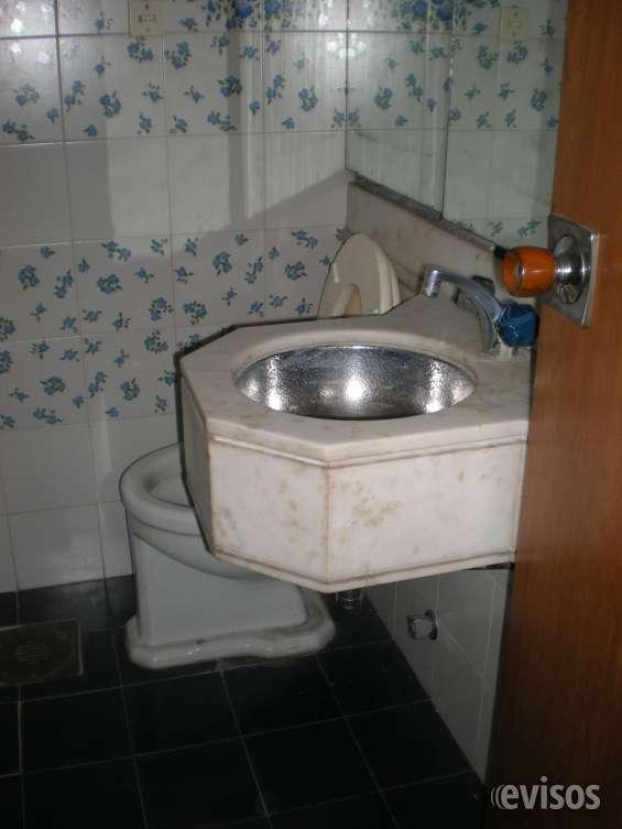 Baño social con placard y despojador