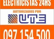 Electricista carrasco 24 horas (( 097 154 500 )) montevideo urgencias