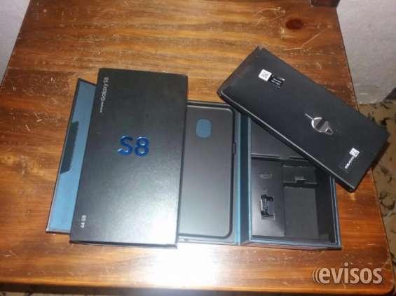 Permuto s8 por iphone 8