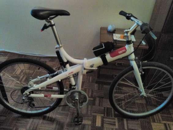 Bicicleta plegable tern joe c-21