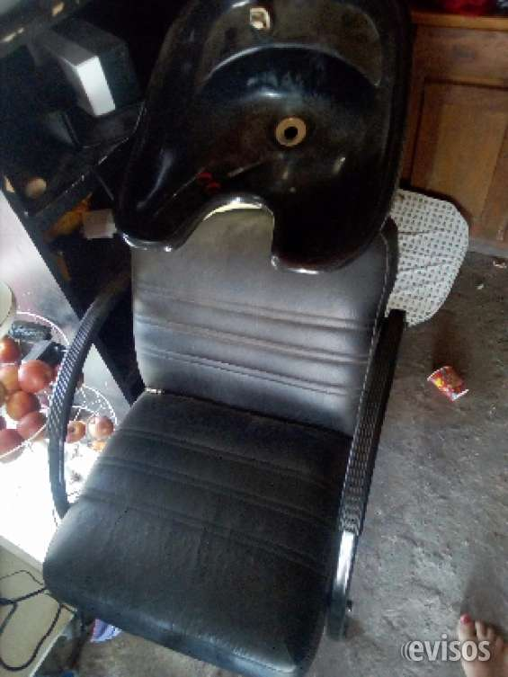 Vendo silla corte y lavatorio