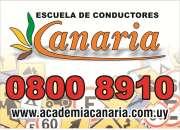 Autoescuela Canaria.