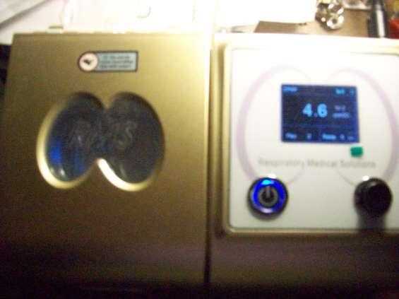 Equipo a.pap con display hasta 20 unidades de presion
