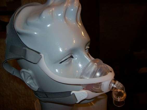 Mascara nasal vista lateral