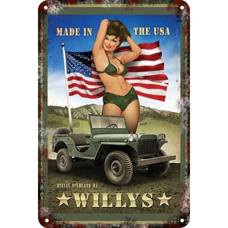 Jeep willys 1951,impecable