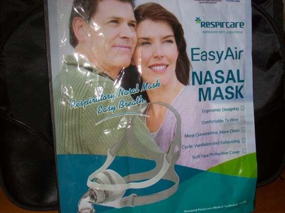 Mascarillas, nasales para la apnea del sueño .(c.p.a.p.)