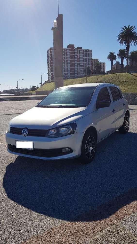 Volkswagen gol 1.6 2014 impecable