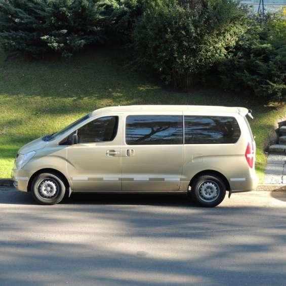 Hyundai h1 10 pasajeros