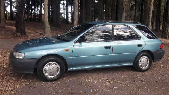Subaru impreza full.
