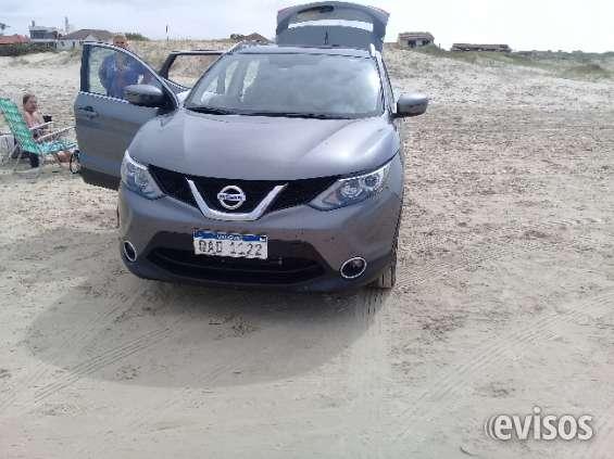 Nissan qashqai nueva 45000 km