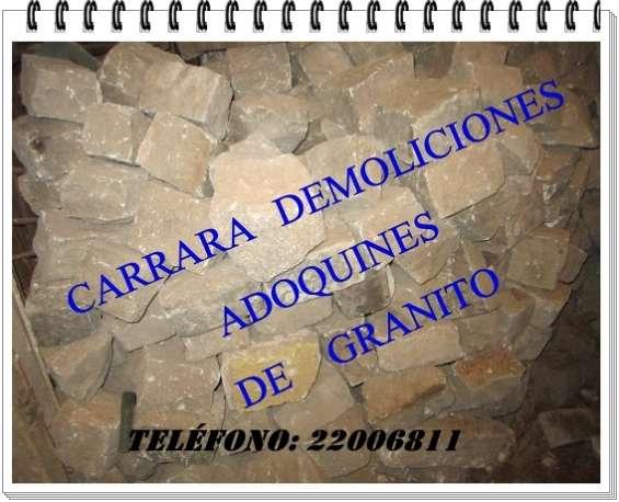 Wpp 094 047 137 adoquines de granito en carrara demoliciones