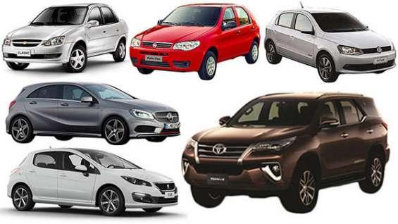 Compro autos y camionetas con deuda o aun generico o sucesion