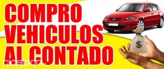 Compro tu auto cual sea ya deuda o generico o al dia