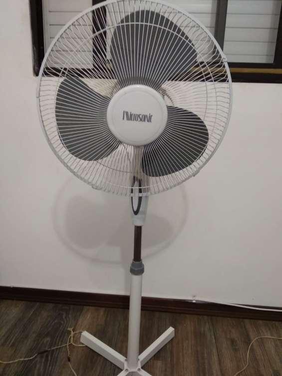 Ventilador ideal para estos calores