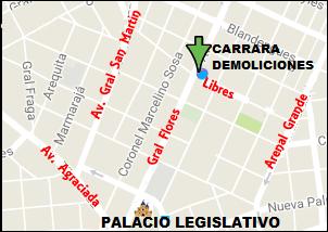 Techos - galpones demoliciones carrara