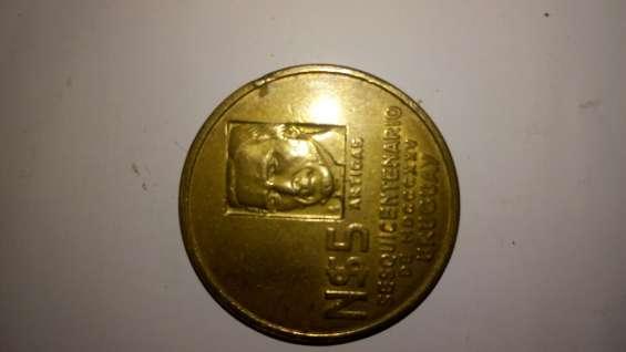 Monedas antiguas de uruguay numismatica