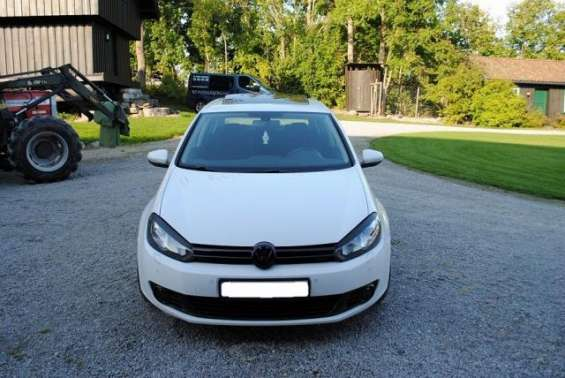 Vendo volkswagen golf 2011