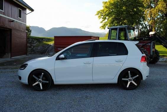 Volkswagen golf 105cv 77kw