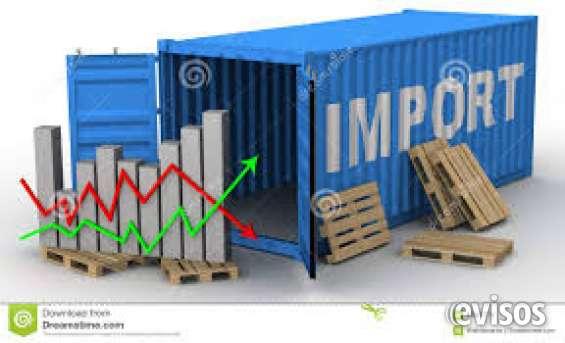 Busco socio importacion uruguay