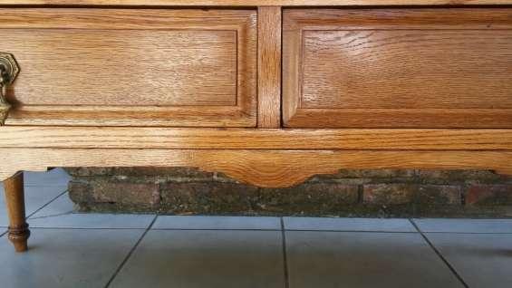 Fotos de Restauracion lustrado carpinteria del mueble 6