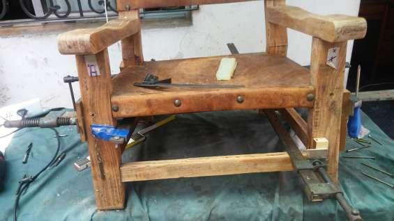 Fotos de Restauracion lustrado carpinteria del mueble 4