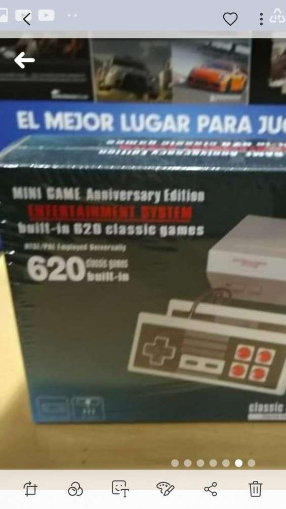 Mini family 620 juegos !!!!!!imperdible