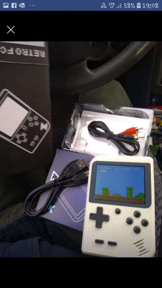 Mini family 400 juegos portatil!!!!