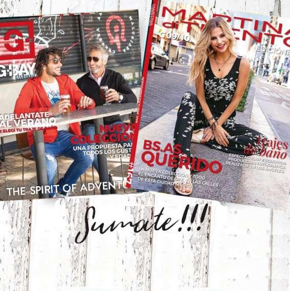 Martina di trento. venta por catalogo