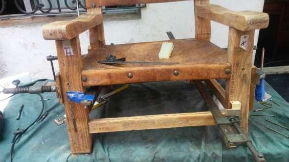 Fotos de Restauracion lustre conservación del mueble y maderas en general 7