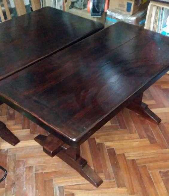 Fotos de Restauracion lustre conservación del mueble y maderas en general 6