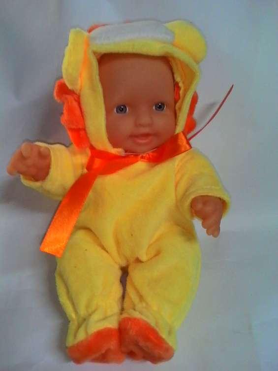 Juguetes muñecos bebe bebote 25 cms kon tiki