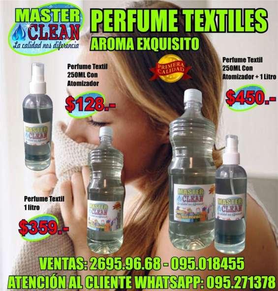 Perfumadores téxtiles