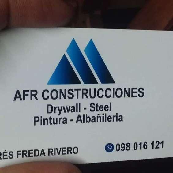 Afr construcciones