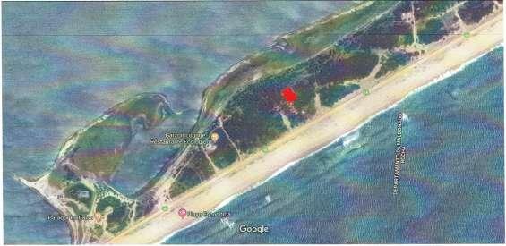Ubicación del terreno por googlemaps