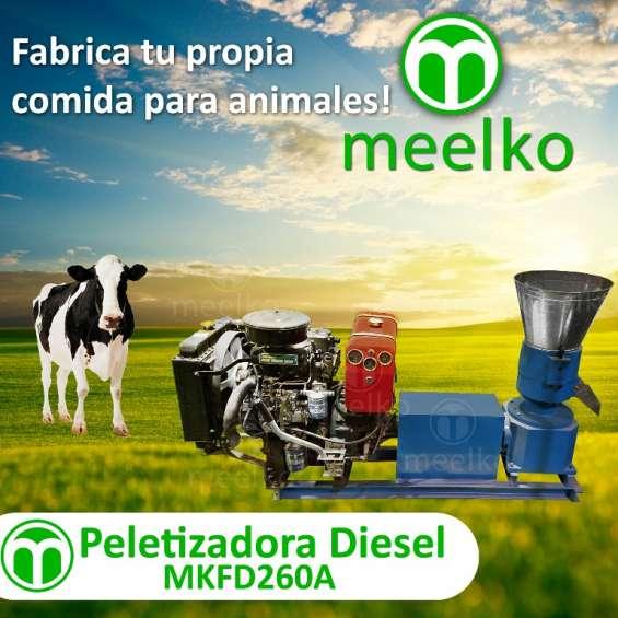 Peletizadora diesel meelko mkfd260a